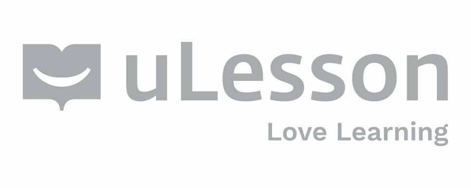 u lesson logo