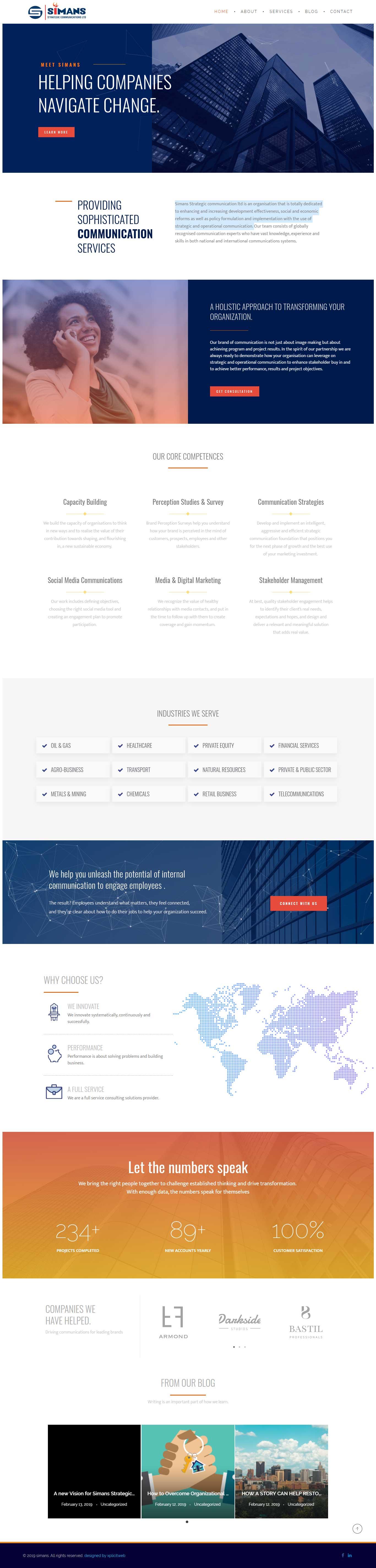 Web design company in Nigeria