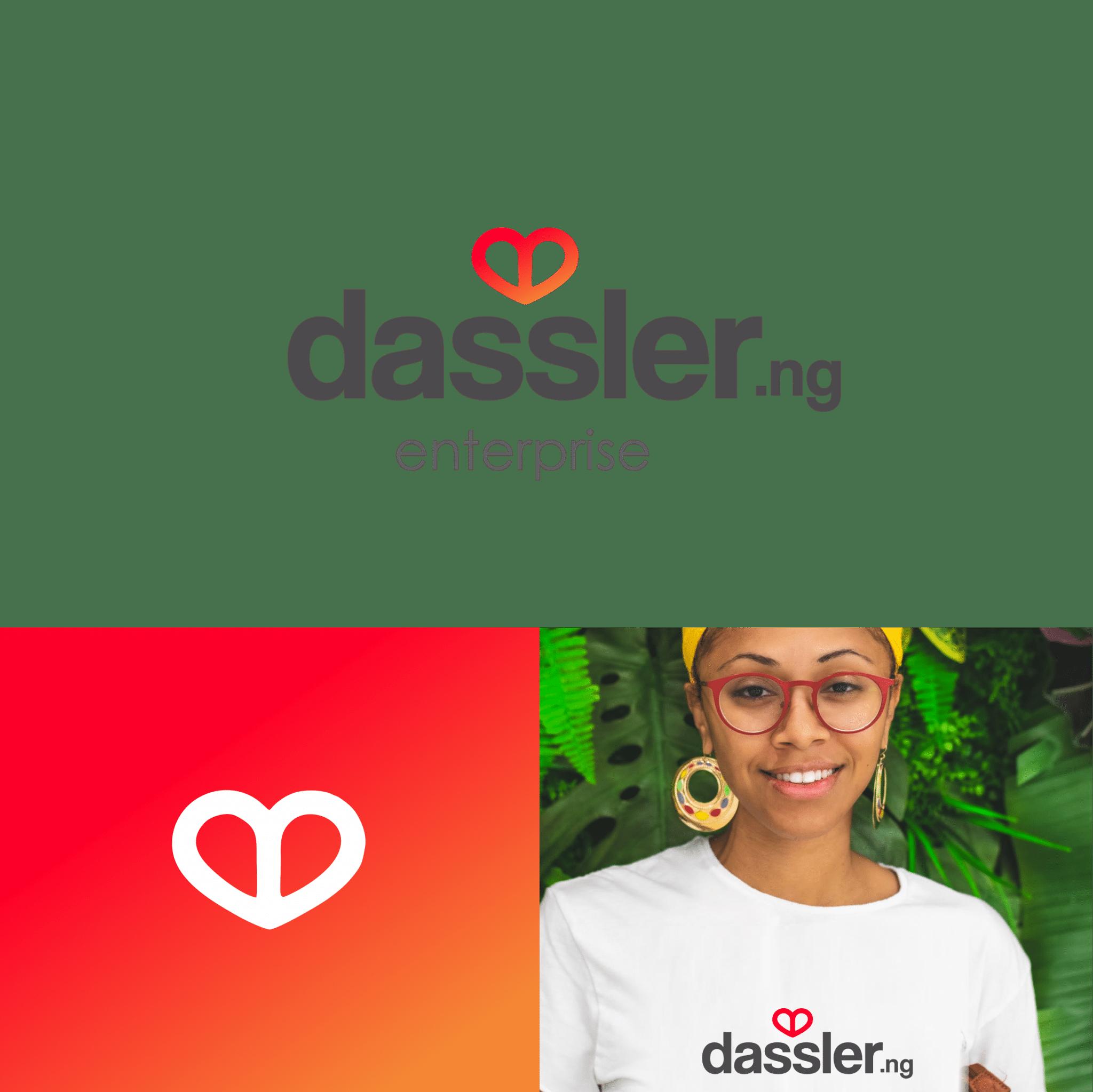 Dassler logo 2
